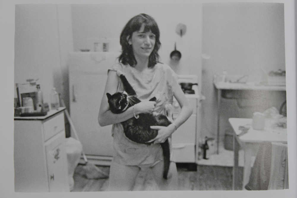 Patti Smith, MacDougal Street apartment. Photo by Judy Linn.