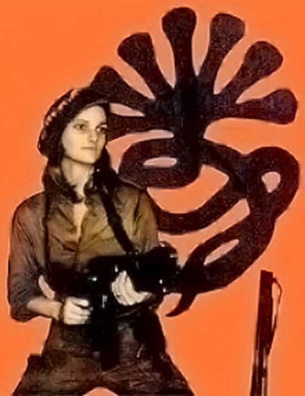 Patty Hearst as Tania