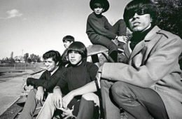 Question Mark & The Mysterians publicity photo 1966