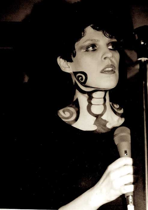 Judy-Nylon-'79- photo © by Lisa-Genet