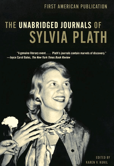The Unabridged Journals Of Sylvia Plath book cover