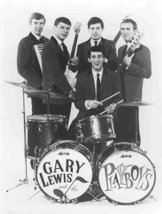 Gary Lewis AndThe Playboys