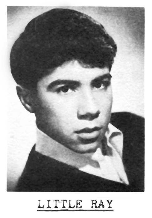 Little Ray Jimenez 1964